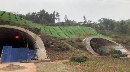 【湖南光联】四川隧道分布式光纤测温系统案例