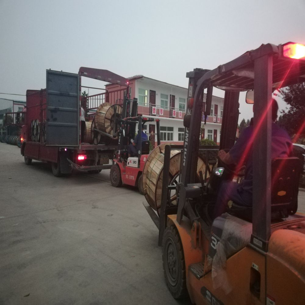 【地埋光缆】湖北武汉高速公路项目GYTA53光缆采购案例
