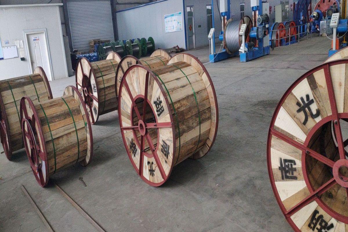 【地埋光缆】陕西省西安市光伏项目GYTA53光缆采购案例