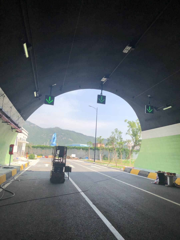 【分布式光纤测温系统】江西省南昌市某隧道测温项目案例